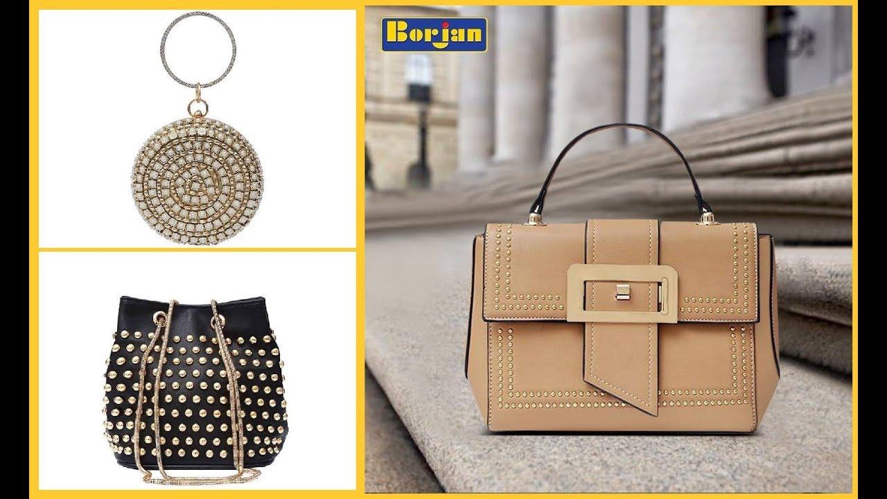 Borjan Handbags With Price #Stylish