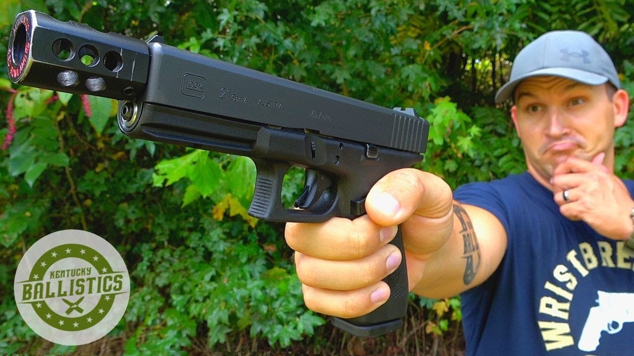Download This Glock Is THICCC 🍑