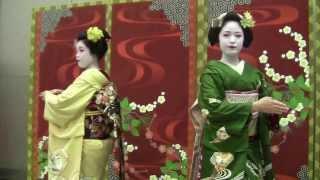 宮川町 舞妓 「祇園小唄 」           00014