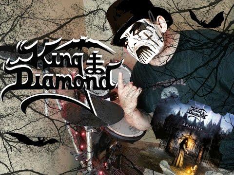 King Diamond - Spirits Drum Cover mp3
