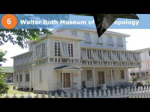 Guyana Tourist Attractions  10 Top Places to Visit   Alvin Gouveia