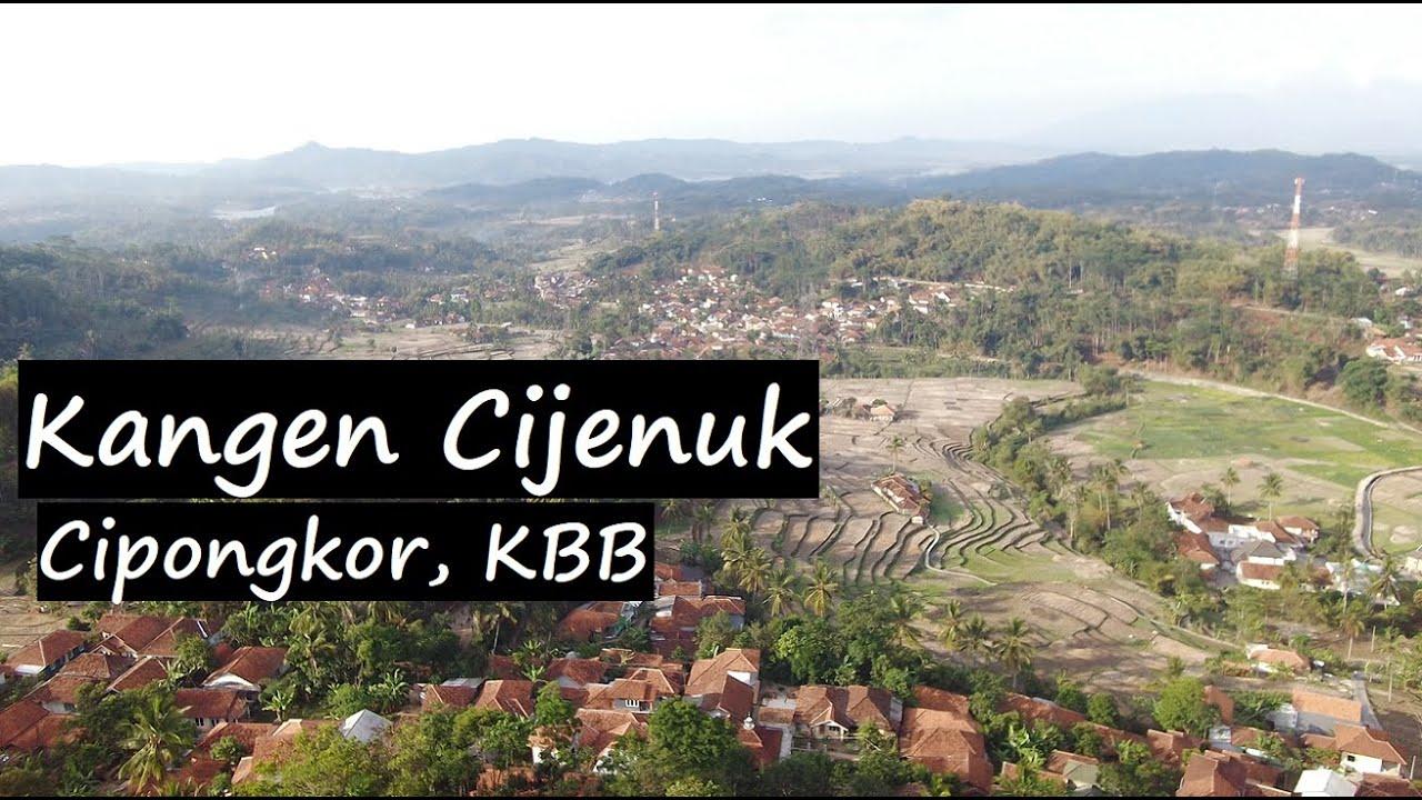 Download Kangen Kampung Halaman, CIJENUK CIPONGKOR | Video Drone