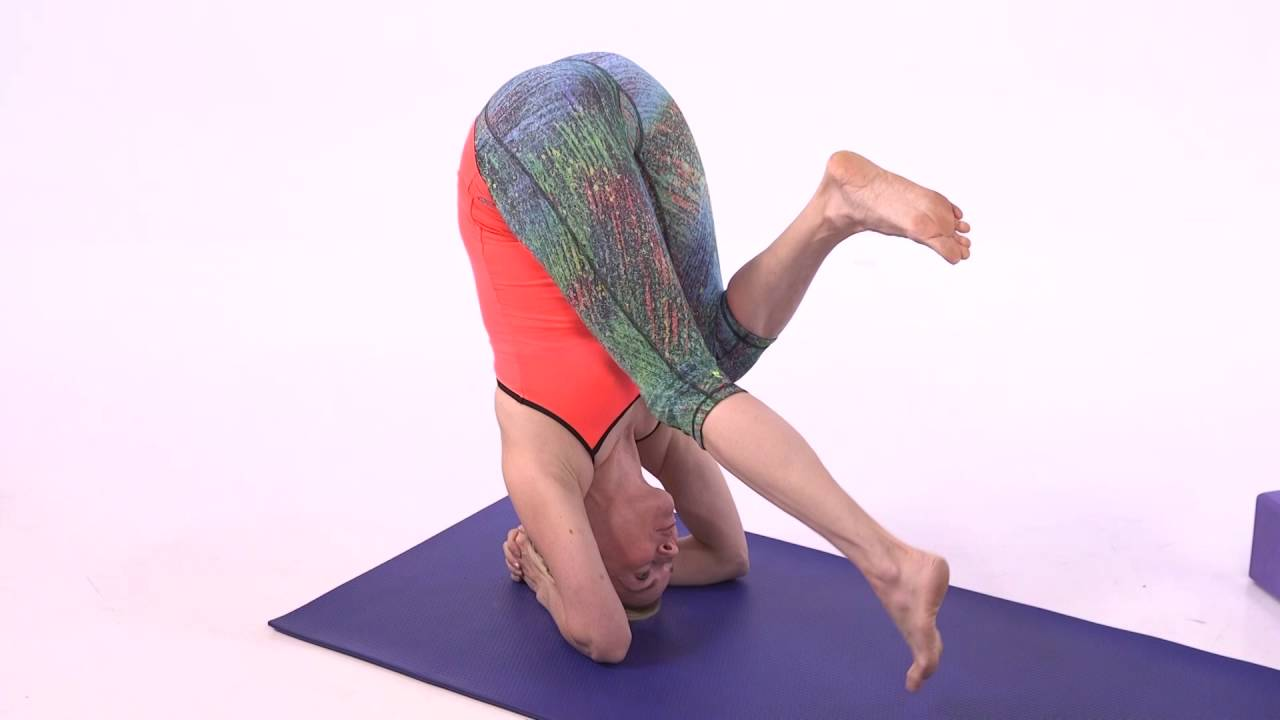 5 Hard Yoga Poses Made Easy Health Youtube