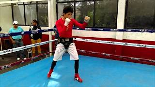 Nacho Beristain trained fighter Rey Vargas ready for August 26th fight against Ronny Rios