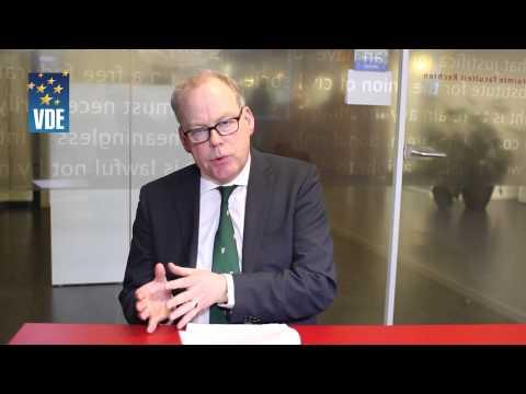 Zwitserland als model voor een federaal Europa - VDE Europalezing 2013