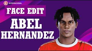 Abel Hernandez (V2) PES2020 Internacional