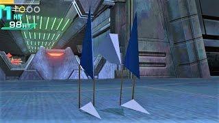 """【アーウィンFXでセクターα】 スターフォックスゼロ """"Retro Arwing gameplay Sector α"""" Star Fox Zero"""