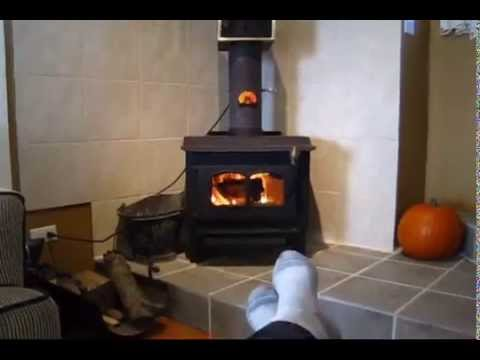 Installing A Wood Burning Stove Part 3 The Wrap Up Done