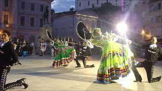 Jalisco - Jarabe Tapatio. Gira Europa 2013