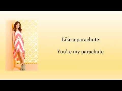 "Laura Marano (Austin & Ally: ""Turn It Up"") - Parachute Karaoke / Instrumental Cover"