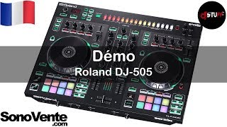 Roland DJ-505 ( for English, go to description )