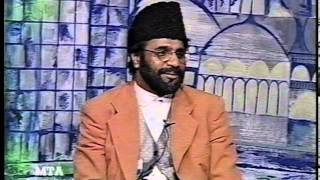 French Interviews at Jalsa Salana UK 2000