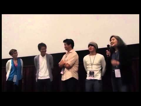 Q&A for SAKE-BOMB at Hawaii International Film Festival