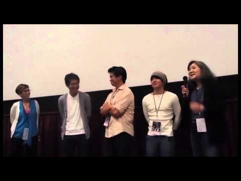 Q&A for SAKE-BOMB at Hawaii International Film Festival