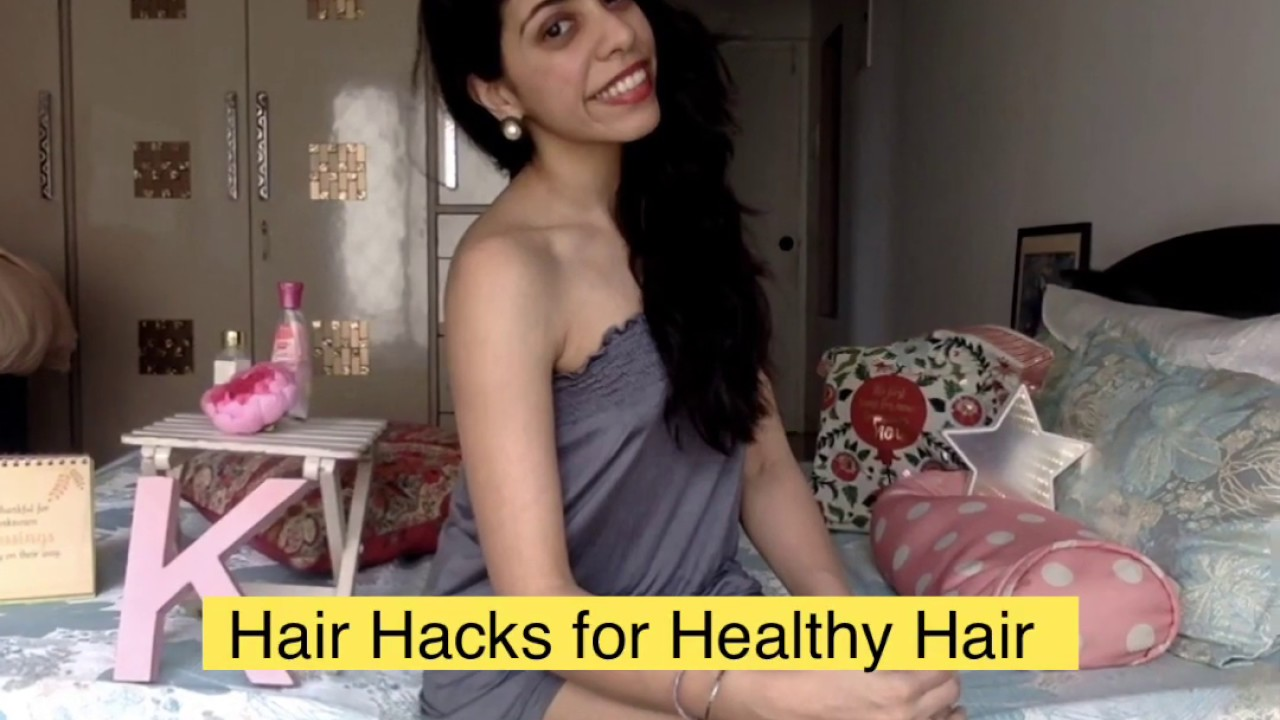 Hair Hacks for maintain healthy looking hair | Save your hair from Damage | Balencia