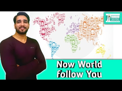 Now anywhere you, World follow you and you always updated| Setup alert for news, people, anything