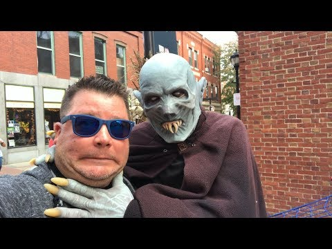 Salem Massachusetts October 2017- D Tours #78
