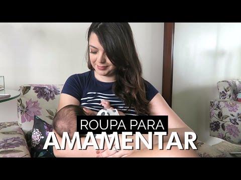 fba63692fb3f50 Roupas para amamentar   Lia Camargo para Agora Sou Mãe - YouTube