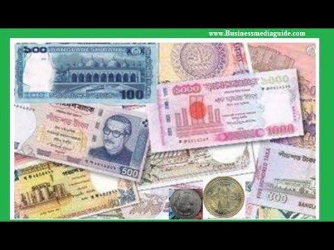 Exchange Rates Of The Deshi Taka
