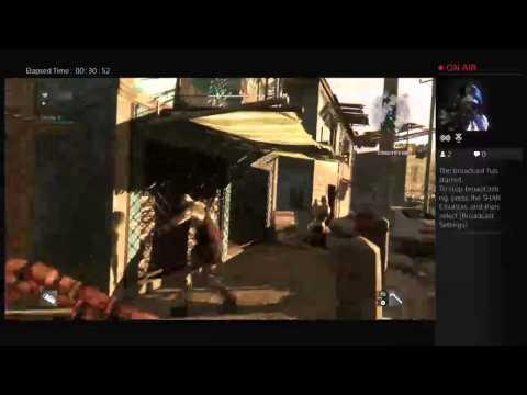 Death_Con_42's Live PS4 Broadcast