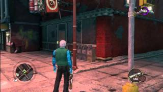 SAINTS ROW THE THIRD Gameplay (German Commentary)