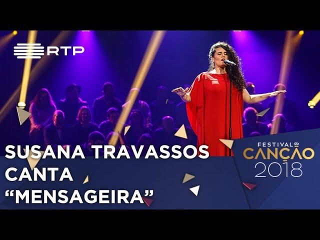 Canção n.º 10: Susana Travassos -