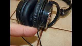 comment réparer un casque audio