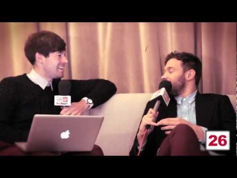 Will Young - interview Part 2