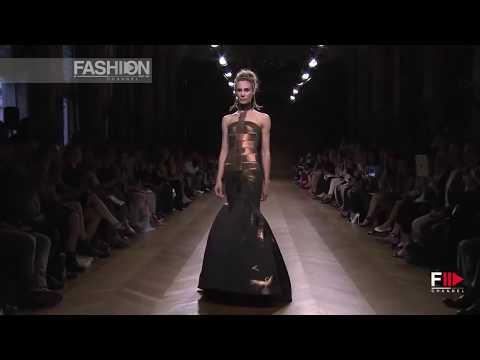 OSCAR CARVALLO Haute Couture Autumn Winter 2013 2014 Paris by Fashion Channel