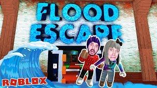 Roblox: THE FLUT Flood Escape