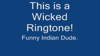mirwais Funny Ring Tone Indian Guy