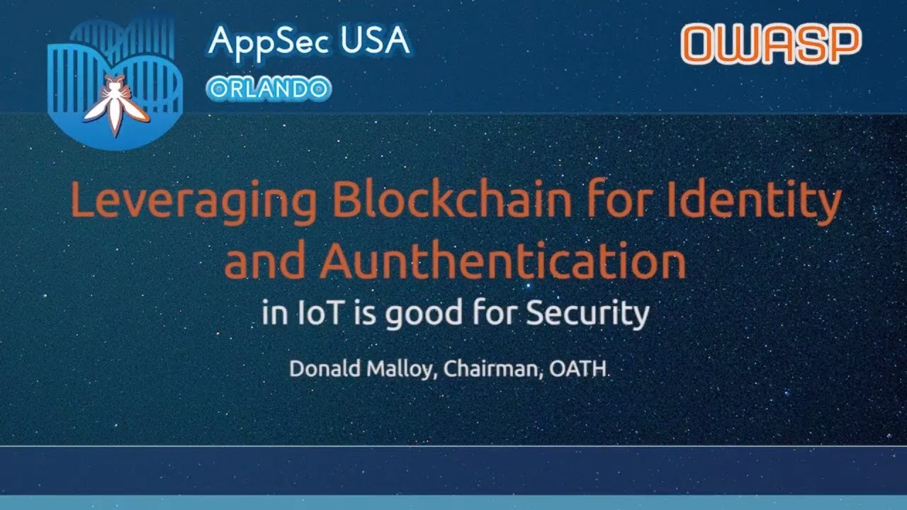 how does blockchain authentication work