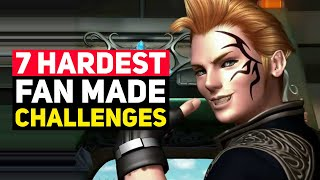 Top 7 Hardest Fan Challenges We'll Never Finish