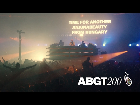 Myon feat. Alissa Feudo - Omen In The Rain (Myon Club Mix) live at #ABGT200, Amsterdam