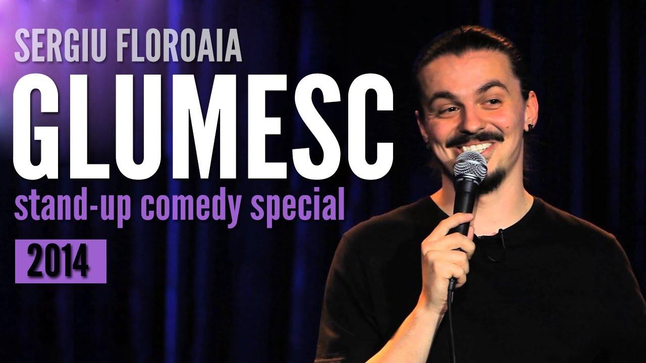 Sergiu Glumesc Stand Up Comedy Full Show 2014 Youtube