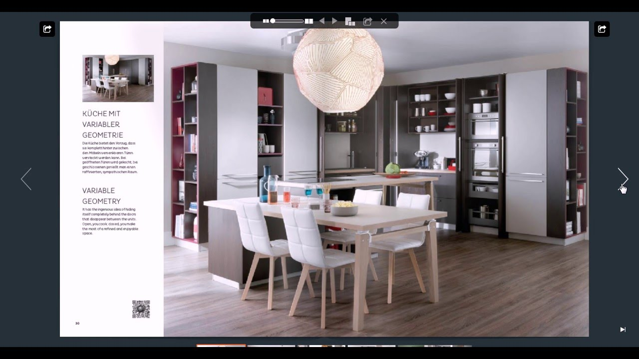 moderne k chen katalog schmidt k chenstudio koblenz youtube. Black Bedroom Furniture Sets. Home Design Ideas