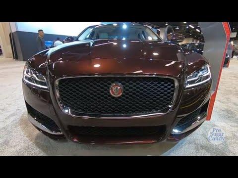 2020 Jaguar XF - Exterior And Interior Walkaround - 2019 Auto Show