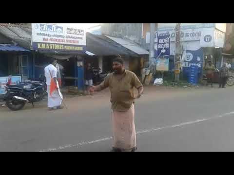 Today chelakkara pazhayannur rootil harthal karanam oru pavam pickup driver ude karachil