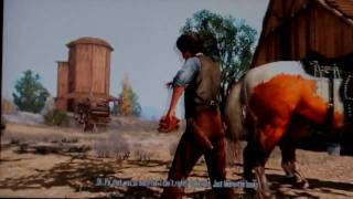 Red Dead Redemption gameplay part 125