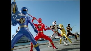 Download lagu Power Rangers Dino Thunder Power Rangers Battle Episode 36A Test of Trust MP3