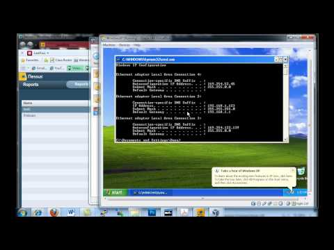 Install the Nessus Vulnerability Scanner and Scan a host - YouTube