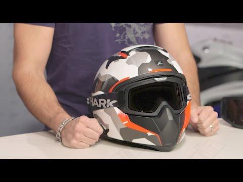 Shark Vancore Helmet Review at RevZilla.com