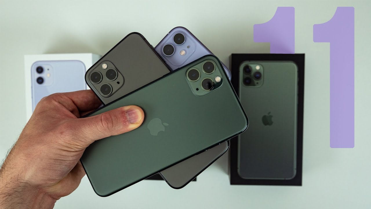 Photo of iPhone 11, 11 Pro & 11 Pro Max Unboxing & Comparison! – شركة ابل