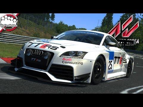ASSETTO CORSA - Audi TT RS VLN @ Nordschleife (VLN) - Ready To Race - Let