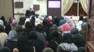 Gulshan-e-Waqfe Nau (Lajna) Class: 14th November 2010 - Part 2 (Urdu)