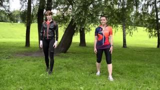 Как правильно бегать  Видеоурок по бегу для начинающих strela-sport.ru