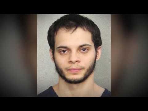 Video: Suspect in deadly Ft. Lauderdale airport shooting appeared in court Monday.