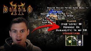 It took me 2 years to finally find it!!!   .... - Diablo 2
