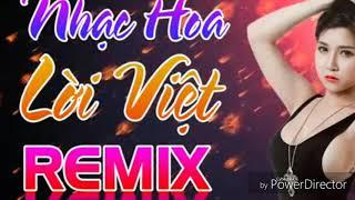 Liên Khúc Nhạc Hoa Lời Việt Tâm Trạng Remix Chọn Lọc..! Lòng Buồn Trời Đổ Mưa..!