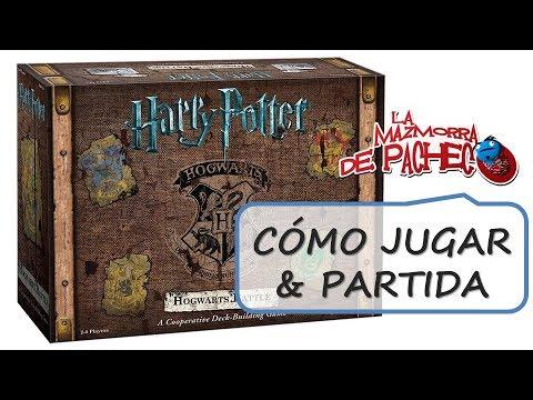 Harry Potter Hogwarts Battle Como Jugar Y Partida Asi Lo Jugamos